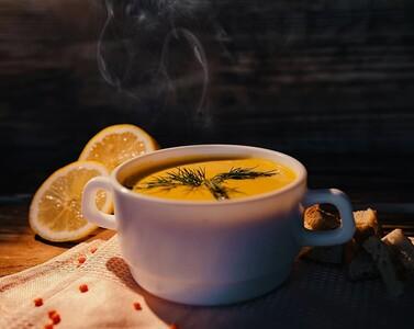 Турецкий крем-суп
